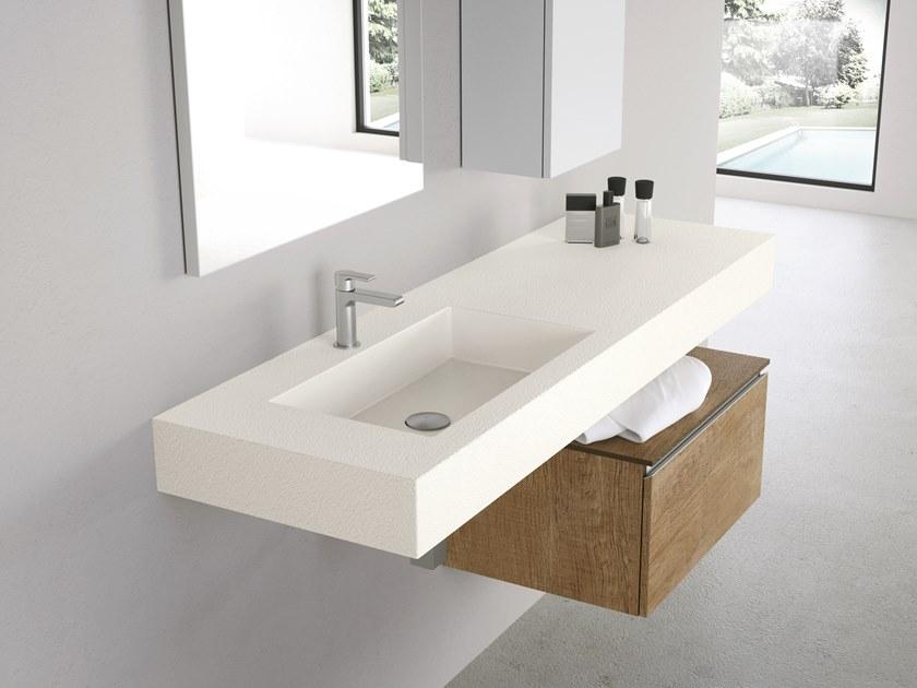 Atalar Corian Banyo Lavabosu